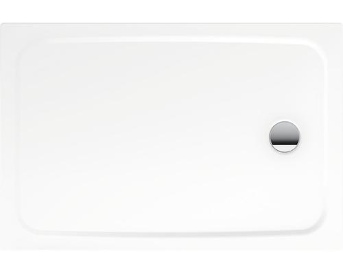 Duschwanne Kaldewei Cayonoplan 75 x 150 x 2,5 cm weiß matt Mod. 2270-1 mit Secure Plus Antirutschbeschichtung