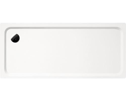 Duschwanne Kaldewei SUPERPLAN XXL 436-1 75 x 160 x 4,0 cm weiß matt mit Secure Plus Antirutschbeschichtung
