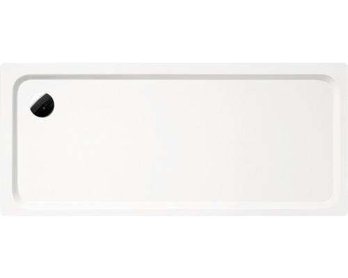 Duschwanne Kaldewei SUPERPLAN XXL 443-1 100 x 160 x 4,3 cm weiß matt mit Secure Plus Antirutschbeschichtung