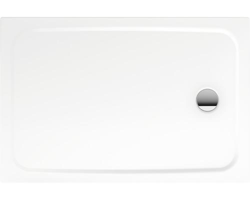 Duschwanne Kaldewei Cayonoplan 80 x 120 x 1,85 cm weiß Mod. 2262-1 mit Secure Plus Antirutschbeschichtung