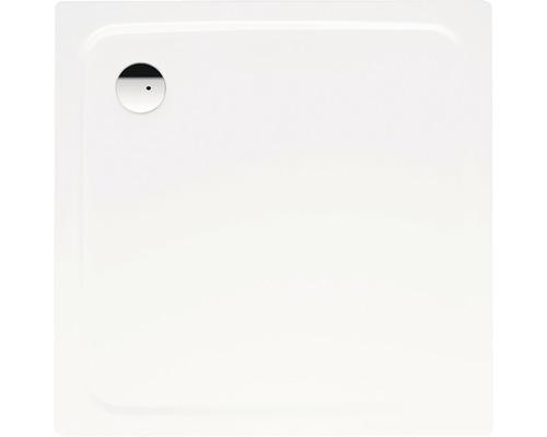 Duschwanne Kaldewei SUPERPLAN 406-1 90 x 120 x 2,5 cm weiß mit Secure Plus Antirutschbeschichtung