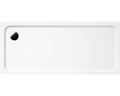 Duschwanne Kaldewei SUPERPLAN XXL 446-1 80 x 140 x 4,0 cm weiß mit Secure Plus Antirutschbeschichtung
