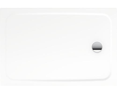 Duschwanne Kaldewei Cayonoplan 80 x 140 x 2,5 cm weiß matt Mod. 2266-1 mit Secure Plus Antirutschbeschichtung