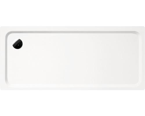 Duschwanne Kaldewei SUPERPLAN XXL 437-1 80 x 180 x 4,7 cm weiß matt mit Secure Plus Antirutschbeschichtung