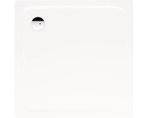 Duschwanne Kaldewei SUPERPLAN 191-1 100 x 100 x 2,5 cm weiß matt mit Secure Plus Antirutschbeschichtung