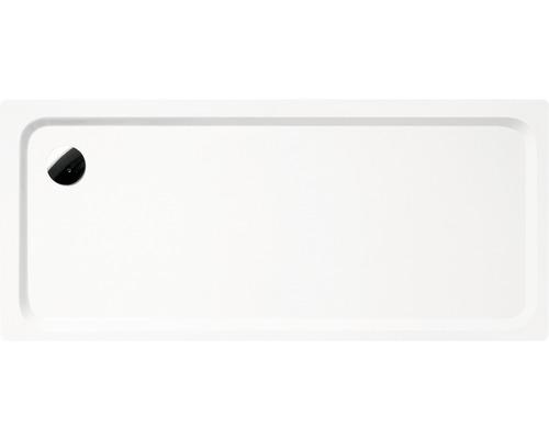 Duschwanne Kaldewei SUPERPLAN XXL 440-1 90 x 160 x 4,3 cm weiß matt mit Secure Plus Antirutschbeschichtung