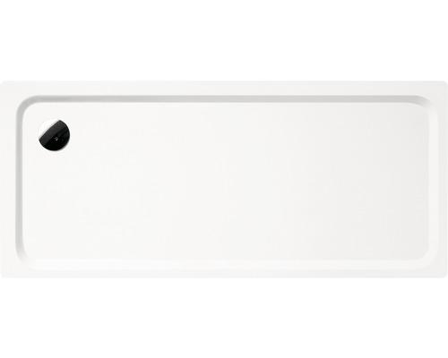Duschwanne Kaldewei SUPERPLAN XXL 438-1 90 x 130 x 2,5 cm weiß mit Secure Plus Antirutschbeschichtung