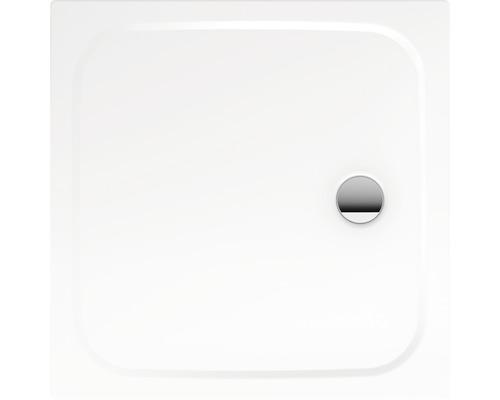 Duschwanne Kaldewei Cayonoplan 100 x 100 x 1,85 cm weiß matt Mod. 2258-1 mit Secure Plus Antirutschbeschichtung