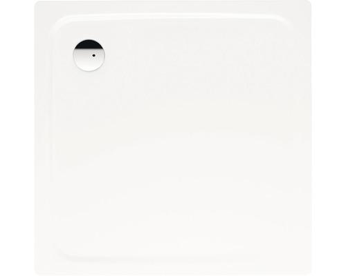 Duschwanne Kaldewei SUPERPLAN 80 x 100 x 2,5 cm 398-1 weiß matt mit Secure Plus Antirutschbeschichtung
