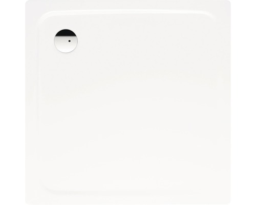 Duschwanne Kaldewei SUPERPLAN 387-1 75 x 90 x 2,5 cm weiß matt mit Secure Plus Antirutschbeschichtung