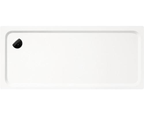 Duschwanne Kaldewei SUPERPLAN XXL 441-1 90 x 180 x 5,1 cm weiß matt mit Secure Plus Antirutschbeschichtung