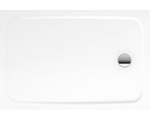 Duschwanne Kaldewei Cayonoplan 90 x 140 x 2,5 cm Mod. 2267-1 weiß