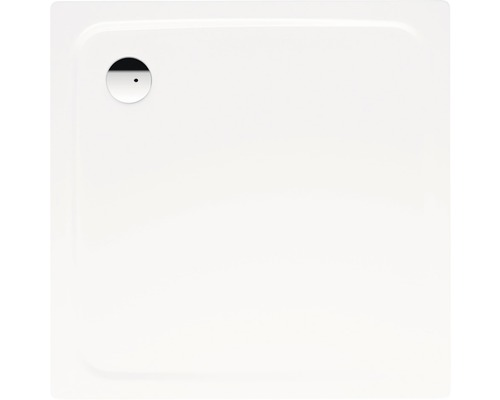 Duschwanne Kaldewei SUPERPLAN 90 x 90 x 2,5 cm 390-1 weiß mit Secure Plus Antirutschbeschichtung