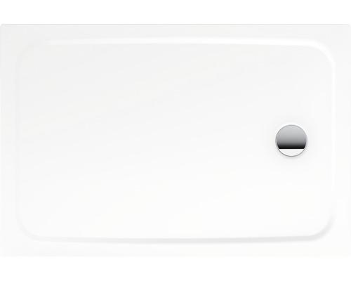 Duschwanne Kaldewei Cayonoplan 80 x 100 x 1,85 cm weiß matt Mod. 2256-1 mit Secure Plus Antirutschbeschichtung