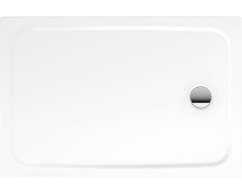 Duschwanne Kaldewei Cayonoplan 75 x 110 x 1,85 cm weiß Mod. 2259-1 mit Secure Plus Antirutschbeschichtung