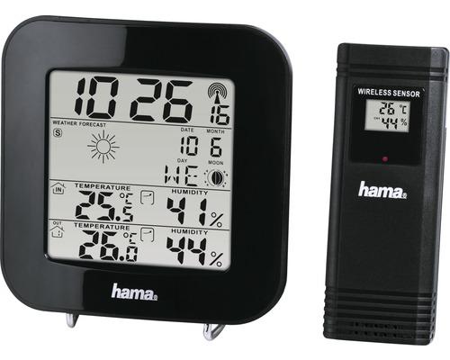 Station météorologique EWS-200 noir