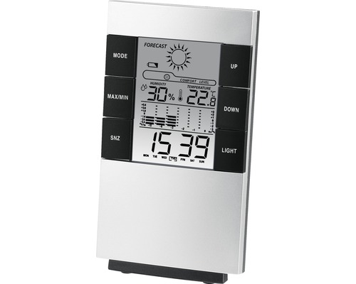 Thermo-/hygromètre LCD TH-200
