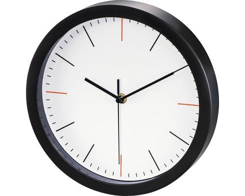 Horloge murale MaxR Ø 25 silencieuse blanc