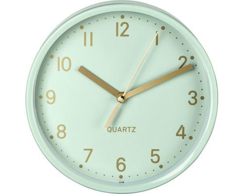 Horloge de table Golden silencieux menthe