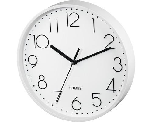 Horloge murale PG-220 silencieux blanc
