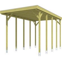 Carport pour un véhicule Skanholz Friesland 397 x 708 cm, imprégné par immersion-thumb-1