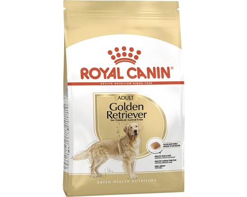 Hundefutter trocken, ROYAL CANIN Golden Retriever 12 kg