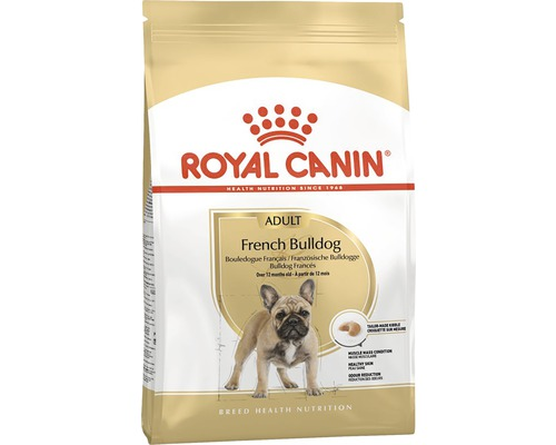Hundefutter trocken, ROYAL CANIN BHN French Bulldog, 3 kg