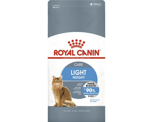 Nourriture sèche pour chats ROYAL CANIN Light 8 kg
