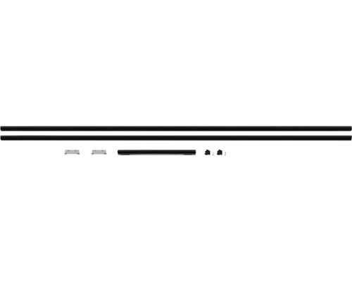 Système de base URail Paulmann max. 1000 W noir mat 2,3 m 230V