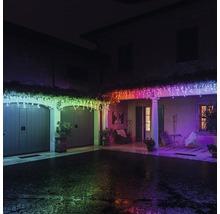 Filet lumineux multicolore Twinkly 190 LED avec Wi-Fi et commande via une appli-thumb-12