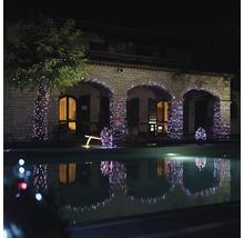 Filet lumineux multicolore Twinkly 190 LED avec Wi-Fi et commande via une appli-thumb-14