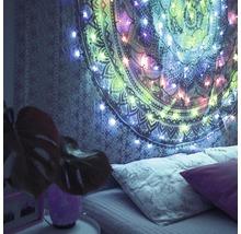 Guirlande lumineuse Twinkly 150 LED avec WI-FI et commande via une appli multicolore-thumb-12