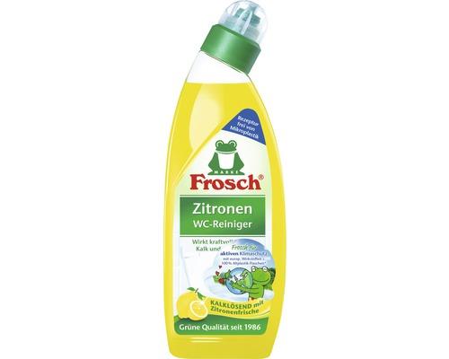Nettoyant WC au citron Frosch 750 ml-0