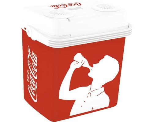 Glacière Cubes Woman & Man lxhxp 32,7 x 45,8 x 44,7 cm compartiment de réfrigération 32 l