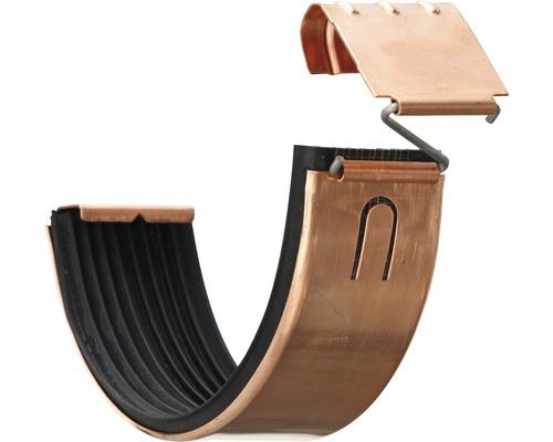 Rinnenverbinder Kupfer für Rinne NW 105mm Größe 250
