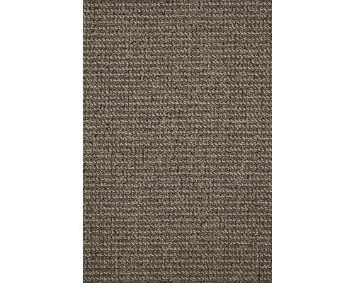Teppichboden Schlinge Tulsa schlamm 400 cm breit (Meterware)