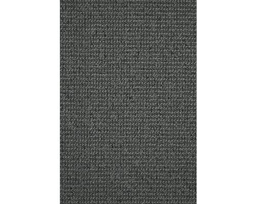 Teppichboden Schlinge Tulsa graublau 400 cm breit (Meterware)