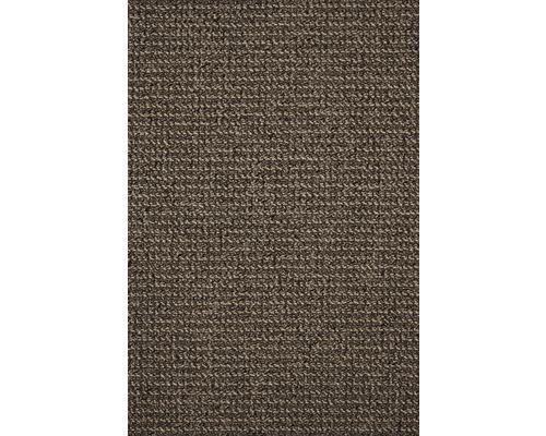 Teppichboden Schlinge Tulsa braun 500 cm breit (Meterware)