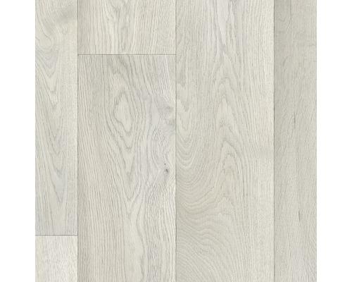 Sol PVC Giant blanc-gris largeur 300 cm (au mètre)
