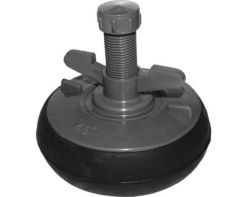 Schnellverschlußstopfen Crassus CSV 120 114-130 mm