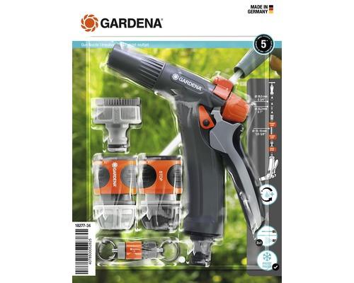 Équipement standard de nettoyage GARDENA