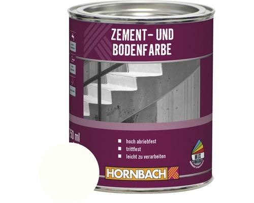 Peinture pour ciment peinture pour sol blanche 750ml