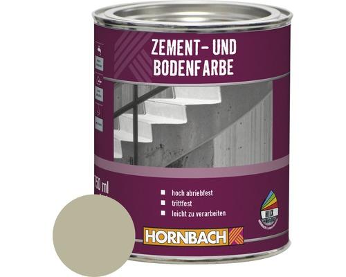 Peinture pour ciment peinture pour sol gris clair 750ml