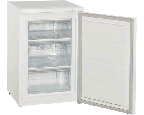 Congélateur PKM lxhxp 56x84,50x57,50 cm compartiment de réfrigération compartiment de congélation 82 l kWh/an 141