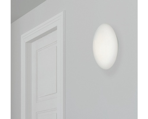 Plafonnier 1 ampoule Ø 265 mm Djerba blanc