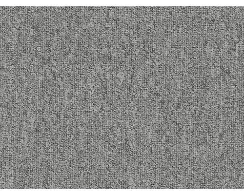 Moquette bouclée E-Blitz gris pierre largeur 400 cm (au mètre)