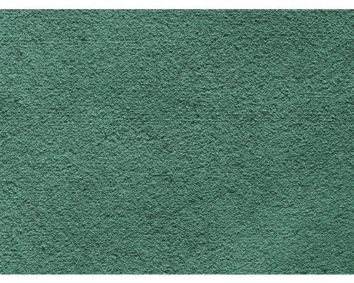 Teppichboden Saxony Venezia dunkelgrün 400 cm breit (Meterware)