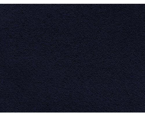 Teppichboden Saxony Venezia dunkelblau 400 cm breit (Meterware)