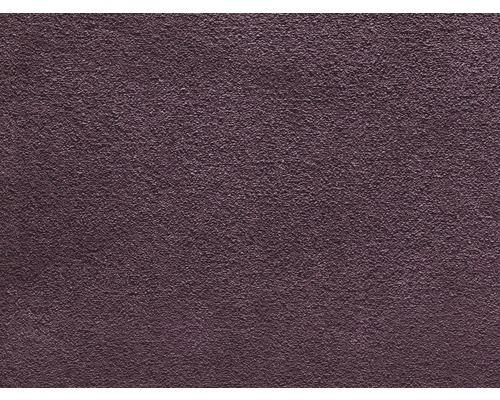 Moquette Saxony Venezia violet largeur 400 cm (au mètre)