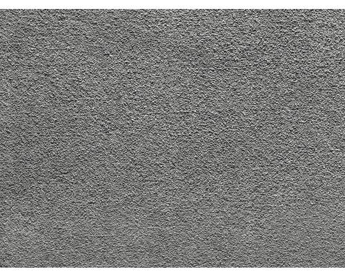 Moquette Saxony Venezia bleu-gris largeur 400 cm (au mètre)